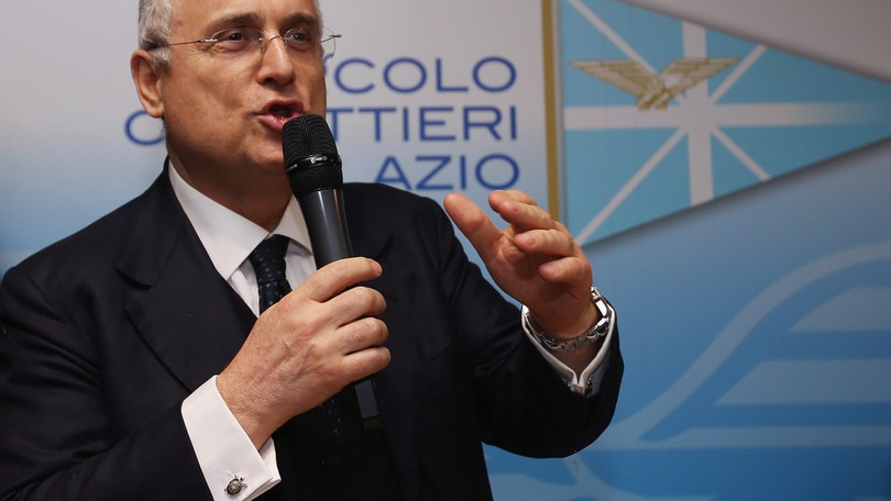 Lazio, balzo in classifica e… in Borsa: +12%