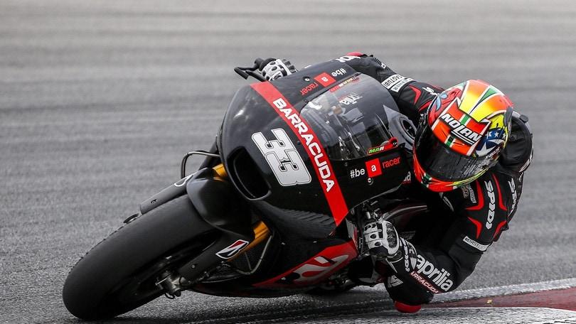Melandri, duro consiglio a Valentino Rossi: