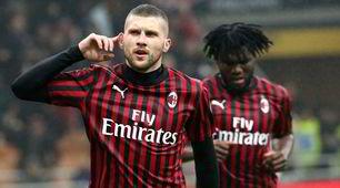 Rebic non si ferma più: il croato decide Milan-Torino