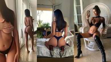 Eva Padlock, la bomba sexy da 1,5 milioni di follower