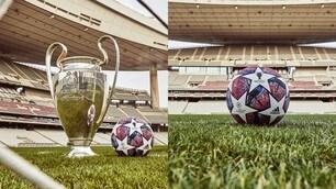 Ecco il pallone della finale di Champions: si chiama Istanbul 20