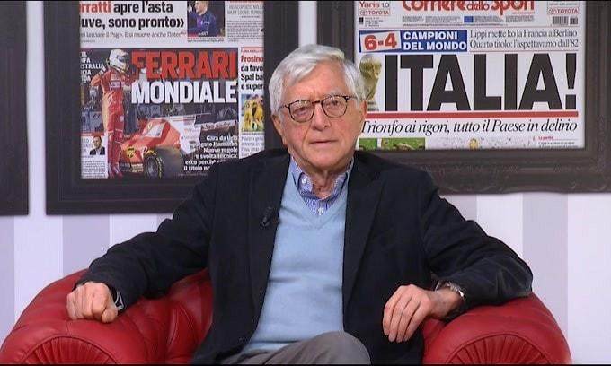 """Valerio Bianchini: """"il basket, gioco di lettura, è sempre stato un gioco per persone intelligenti"""""""