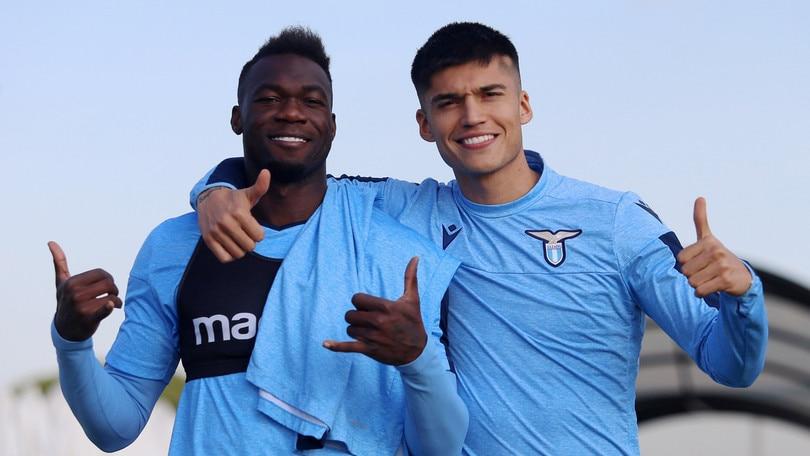 Lazio, Jony pronto per Genoa. E Correa è favorito su Caicedo
