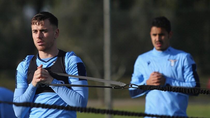 Lazio, prove tattiche in vista del Genoa: Patric in pole per la difesa