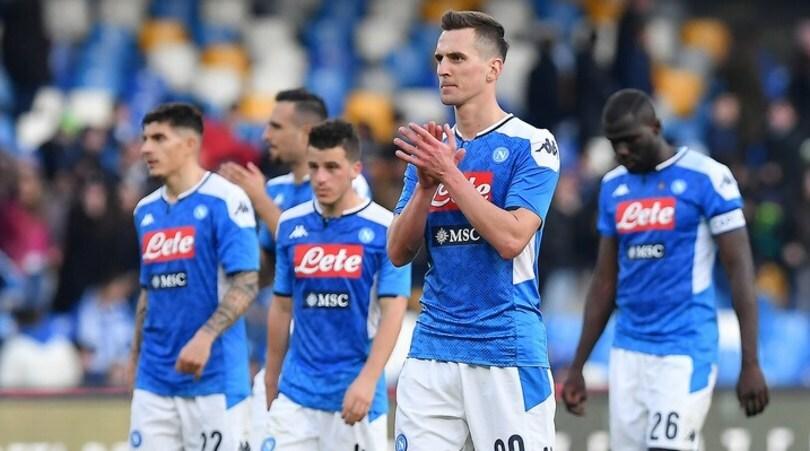 Napoli, respinto il ricorso dei giocatori sulle multe