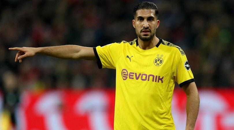 Emre Can dalla Juve al Borussia Dortmund: ceduto a titolo definitivo