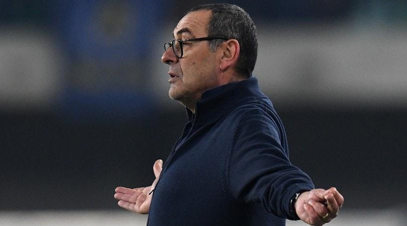 Juve, Sarri: la Champions è un macingo, non può sbagliare