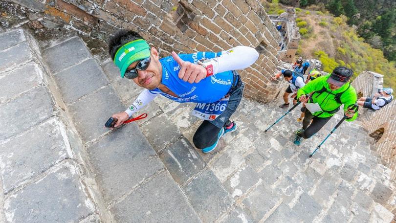 Annullata la Great Wall Marathon