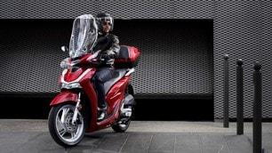 Honda SH 125i/150i 2020: le immagini
