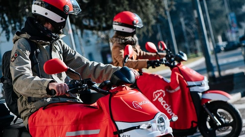 Acciona, scooter sharing a Milano: costi e modalità del servizio