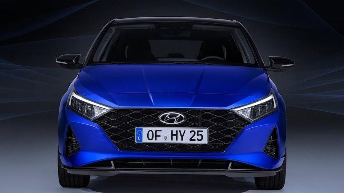 Nuova Hyundai i20: le immagini