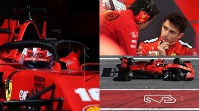 Formula 1, countdown Mondiale: Leclerc prova la Ferrari SF1000