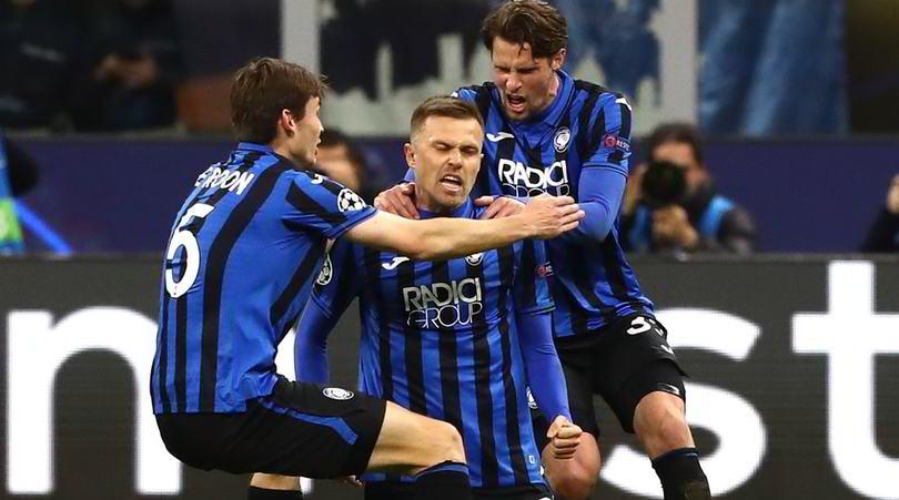 Atalanta-Valencia 4-1: Gasperini ipoteca i quarti di Champions