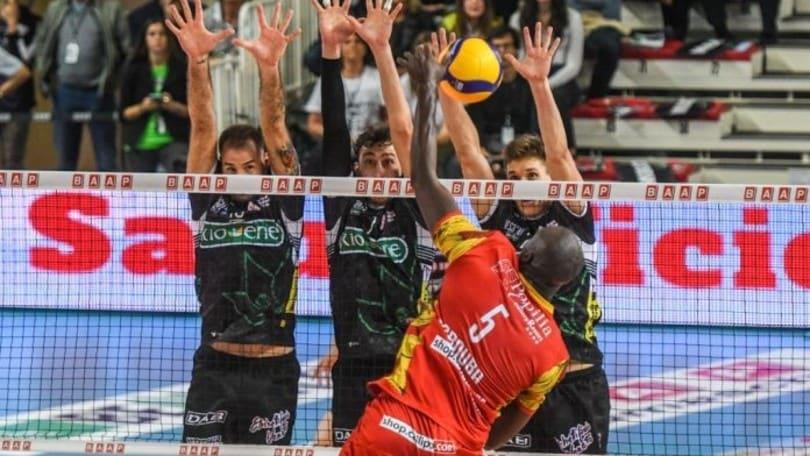 Superlega, domani il recupero Vibo-Padova