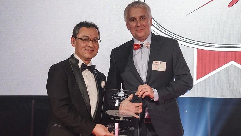 Mazda Skyactiv-X conquista il Technobest agli Autobest Awards 2020