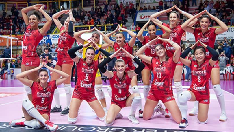Cev Cup, Busto a Kazan per l'andata dei Quarti
