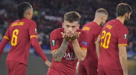 Roma-Gent 1-0: Carles Perez e poco altro, l'Olimpico fischia