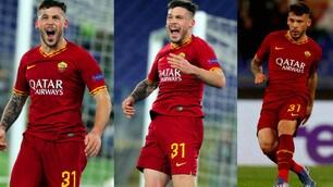Carles Perez, primo gol con la Roma: decisivo con il Gent in Europa League