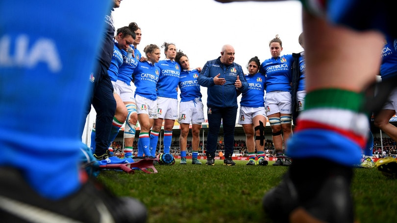 Italia-Scozia, ufficializzato il XV azzurro per la sfida del Sei Nazioni donne