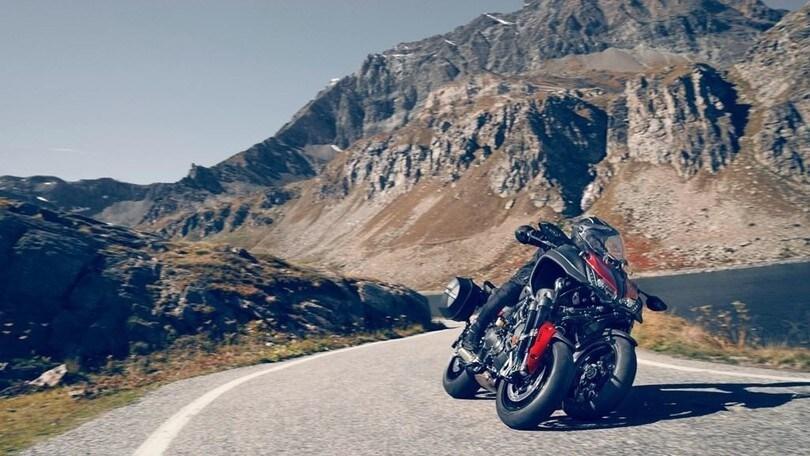 Yamaha Niken e Niken GT 2020, gamma rinnovata e acquisto in promozione