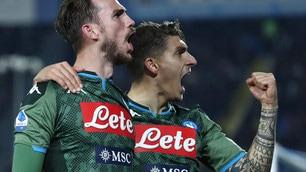 Insigne-Fabian Ruiz show: il Napoli ribalta il Brescia e vede l'Europa