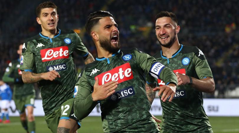 Brescia-Napoli 1-2: Gattuso vince ancora fuori casa