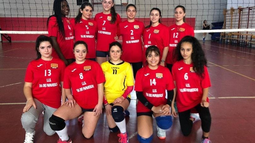 Volley Scuola: Via dei Papareschi e Via Salvini protagoniste