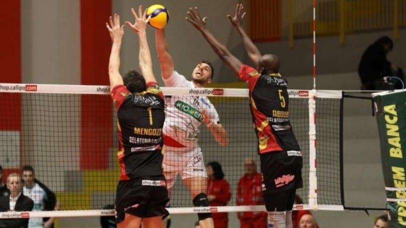 Vibo vince il recupero contro Padova