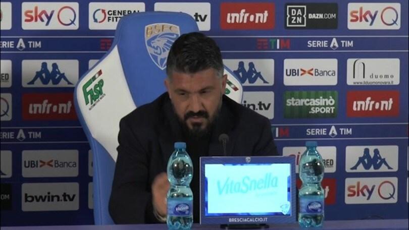 """Gattuso: """"Mie parole nello spogliatoio? Non le dico, sennò ci censurano"""""""