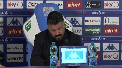 """Gattuso: """"Atteggiamenti Balo? Lui è nato così.."""""""