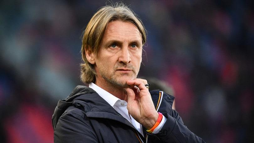 Genoa, Nicola omaggia Signorini: