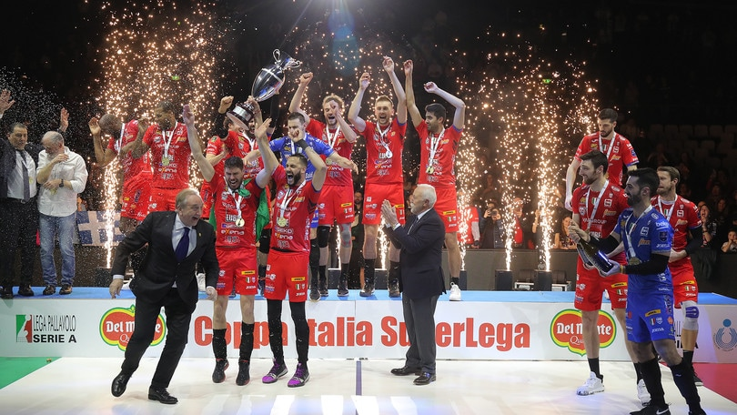 Coppa Italia: la alza Civitanova