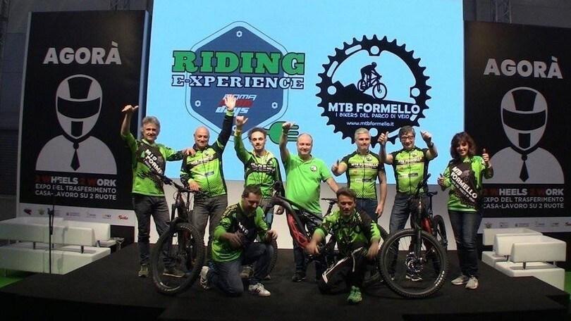 Motodays 2020, si provano le elettriche con Riding E-xperience