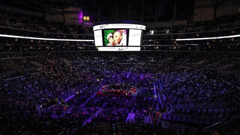 Cerimonia Kobe Bryant: l'ultimo saluto alla leggenda dei Los Angeles Lakers