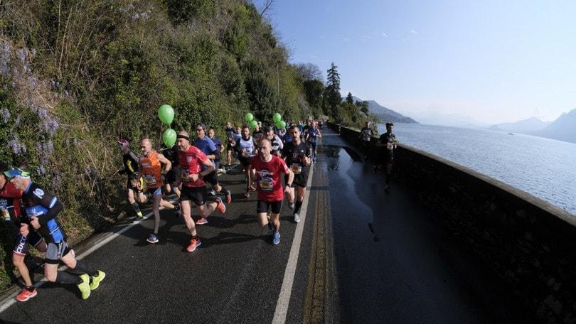 Lago Maggiore Half Marathon , il 19 aprile 2020 si corre su un percorso panoramico e velocissimo