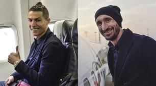Juve, a Lione ricomincia il viaggio verso il sogno Champions
