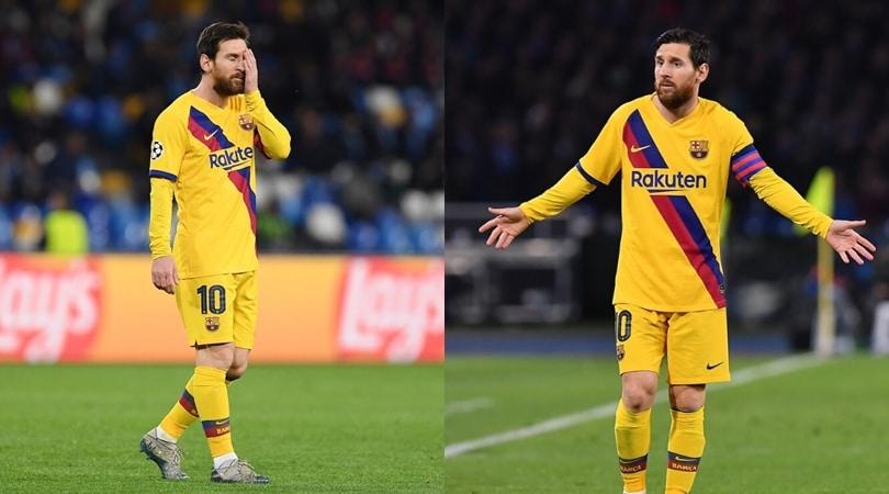 Messi non incide a casa Maradona: tante smorfie e pochi spunti