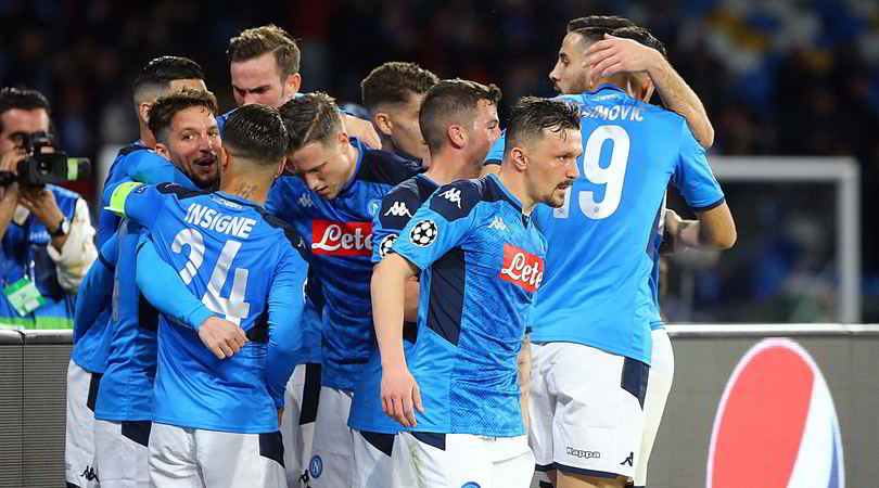 In Champions un altro Napoli