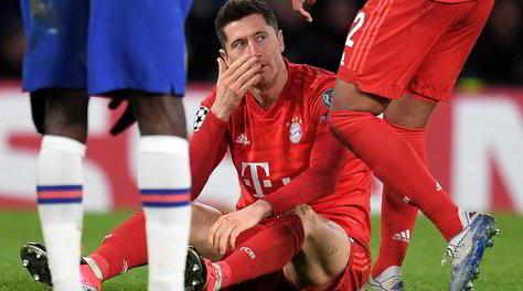Lazio, Immobile da Scarpa d'Oro e Lewandowski ko un mese