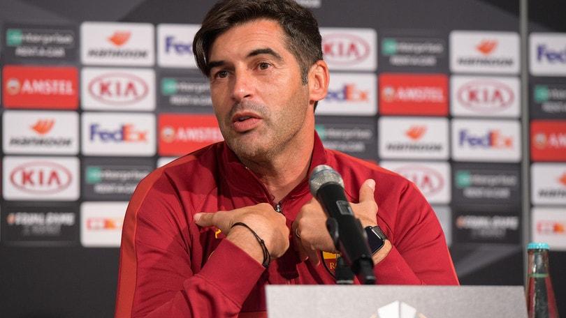 """Fonseca: """"Roma all'inizio di un processo di crescita, possiamo migliorare"""""""