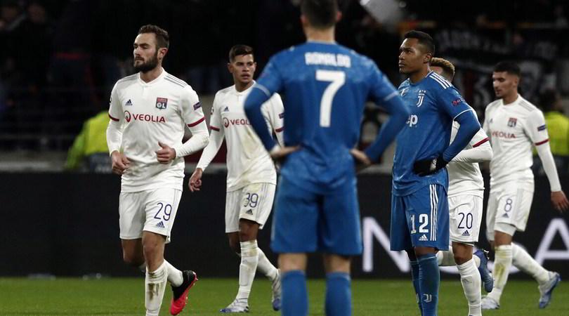 Lione-Juventus 1-0: Tousart gol, Garcia batte Sarri