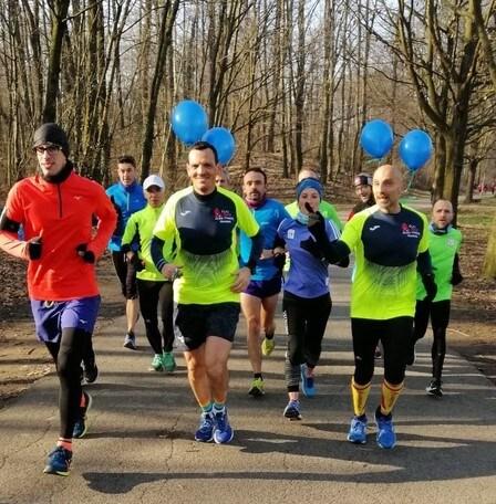 Rocco Cilla ha portato a Monza i Get Ready di Acea Run Rome The Marathon