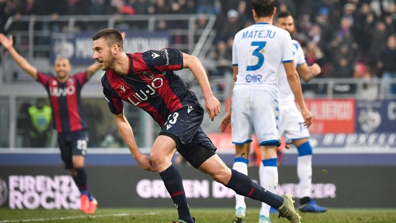 Bologna, la difesa ha il vizio del gol