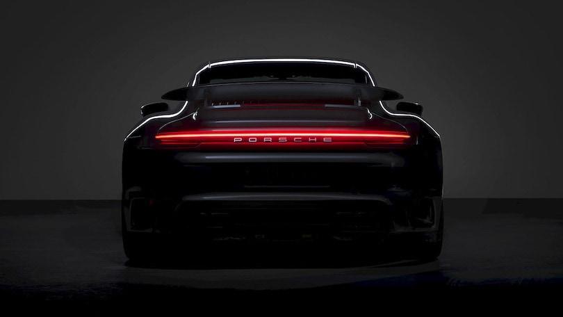 Nuova Porsche 911 Turbo presente al Salone di Ginevra 2020