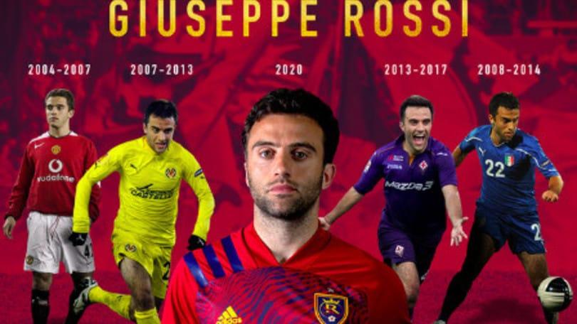 Mls, Giuseppe Rossi ha firmato con il Real Salt Lake