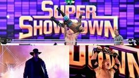 WWE Super ShowDown 2020: il ppv delle leggende