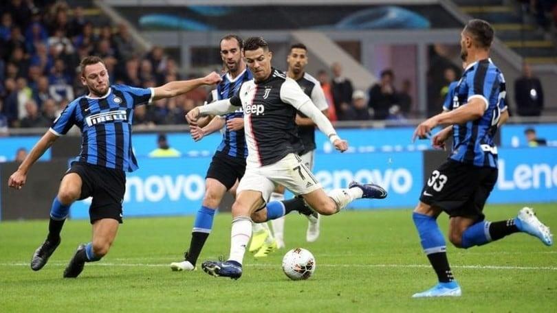 Ufficiale: Juve-Inter e altre 4 partite di serie A a porte chiuse