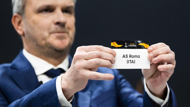 Sorteggio Europa League: la Roma con il Siviglia di Monchi, Inter contro Getafe