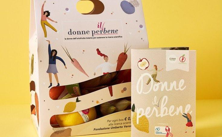 Donne per il bene: Citrus e Ass. Don. O. insieme per la fondazione Umberto Veronesi
