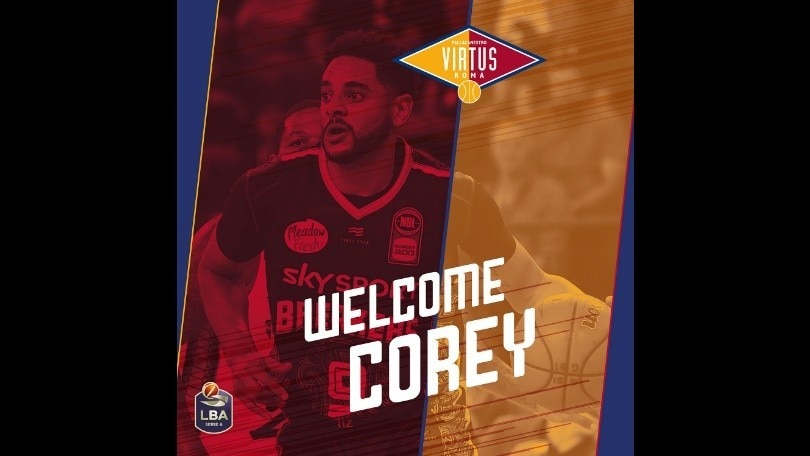 Ufficiale: la Virtus Roma ingaggia Corey Webster